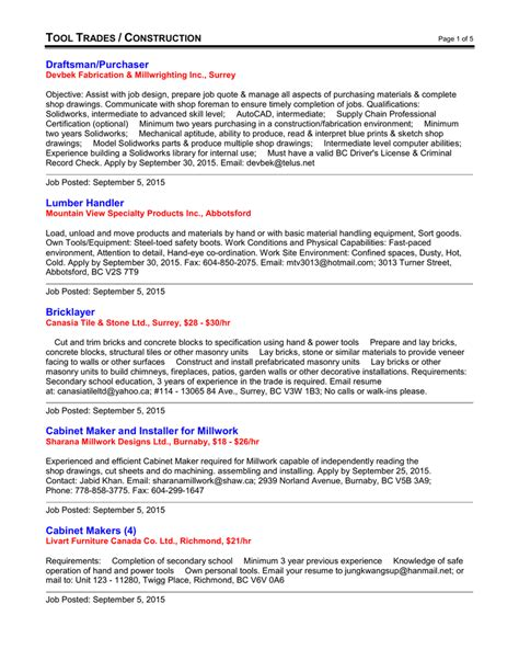 supervisor resume templates site supervisor resumes