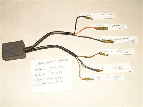 yamaha cdi box wiring diagram fireplug cdi for yamaha 1980 81 exciter cdibox