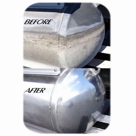 Aluminum Boat Cleaner by Sharkhide Aluminum Cleaning Kit