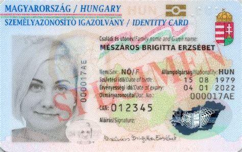 hungarian identity card wikipedia