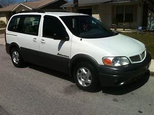 Buy Used 2004 Pontiac Montana  White  Mini Passenger Van 4