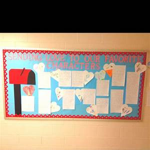 Pin by kelley phillips on school bulletin boards quotes for Letter writing board