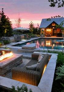 Top, 12, Stunning, Fireplaces, For, Luxury, Outdoor, Living