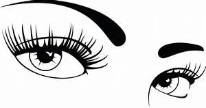 Photos clipart woman eye - Pencil and in color photos ...