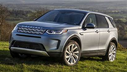Rover Discovery Land Wallpapers