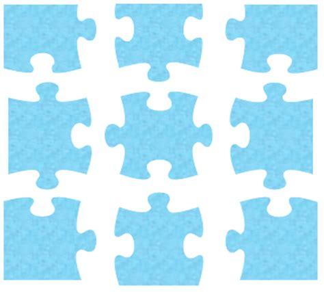 puzzle piece template   clip art