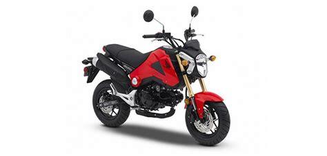 Honda Msx 125 Mini Moto Scooter For Rent Bangkok