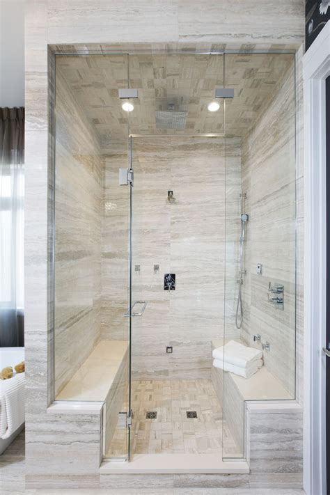 Spa Bathroom Showers by Best 25 Modern Steam Showers Ideas On Steam