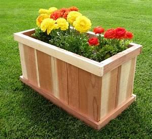 Incredible, Design, Of, Wood, Planter, Boxes, For, Big, Plants, U2013, Homesfeed