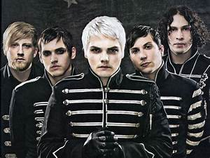 My Chemical Romance 2011 UK & Ireleand Tour Dates - Caesar ...