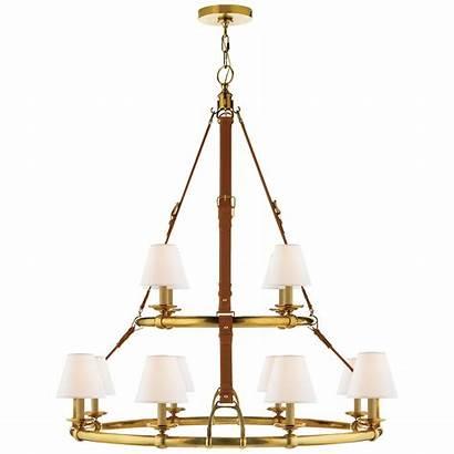 Chandelier Westbury Double Tier Lighting Circa Ceiling