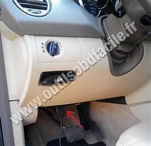 W211 Fuse Box Location