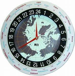 Mfj-115 Clock  12  24-hour  Analog  12in