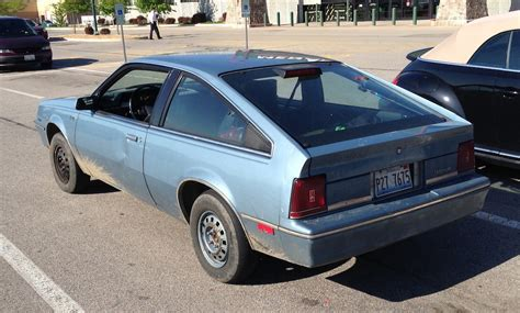 Curbside Capsule: 1986 Oldsmobile Firenza S Coupe – J ...