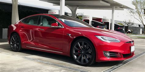 Model S P100d by Tesla Model S Recall Power Steering Issue Business Insider