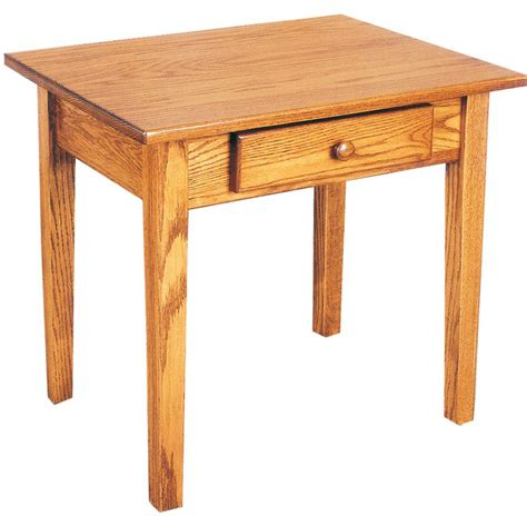 Amish End Tables Amish Furniture Shaker End Table Amish Crafted Furniture