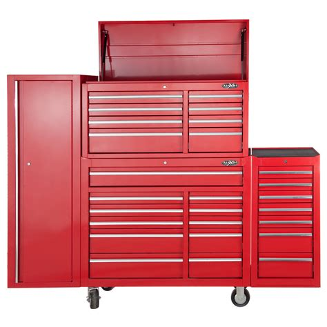 Tool Chest Side Cabinet by Buy Maxim 28 Drawer Combo Tool Box Locker Side Cabinet