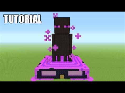 minecraft tutorial     enderman survival house ash youtube