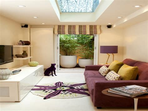 Ideas For Living Room For Small Rooms by Small Room Decor Ideas Uncluttered Small Living Room