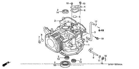 Honda Engines Gxv Engine Jpn Vin Gjaa