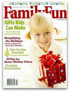 Get a subscription to Family Fun Magazine for just $4 50