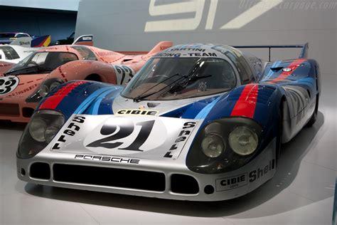 Porsche 917 LH - Porsche Museum Visit