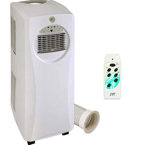 ultra slim portable air conditioner heater compact window vent room ac heat  ebay