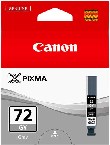 canon ink cartridge pgi 72 photo cyan canon pgi 72gy ink cartridge for less