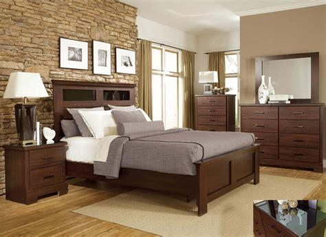 cherry color combination bedroom set cherry wood bedroom