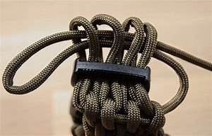 How To Make A Paracord Belt  Step