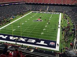 In Nrg Stadium Seating Chart Section 519 At Nrg Stadium Houston Texans