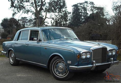 Bentley T1 Rolls Royce 1971 Tax Free