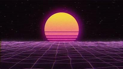 Vaporwave Sunset Aesthetic Chill Captions Davidbaptistechirot Colors