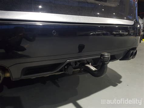 Westfalia Detatchable Towbar Retrofit For Porsche Cayenne