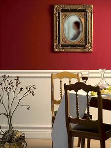 Traditional wall decor and moldings