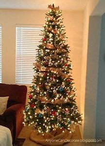 1000 images about Christmas Tree Garland DIY on Pinterest