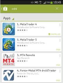 metatrader 4 offline installer mt4 android user guide intertrader
