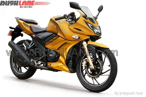 Tvs Apache Rtr 200 Fully-faired