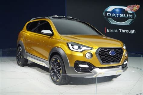 Datsun Cross Picture by Datsun Go Cross Price Launch Features Images