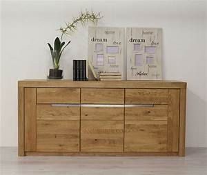 Sideboard Wildeiche Massiv Geölt : sideboard wildeiche massiv solido made in germany 9803 ~ Watch28wear.com Haus und Dekorationen