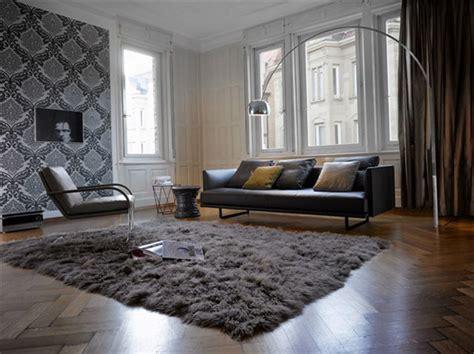 Wohnzimmer Lounge Stil by Stilvolles Interior In Grau Multifunktionale Entscheidung
