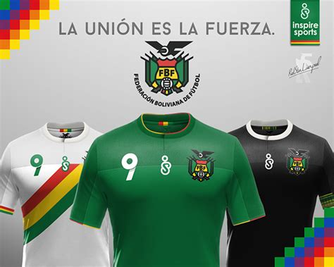 bolivia national team project  behance