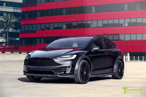 Introducing T Sportline 2018 Tesla Model X P100d T Largo