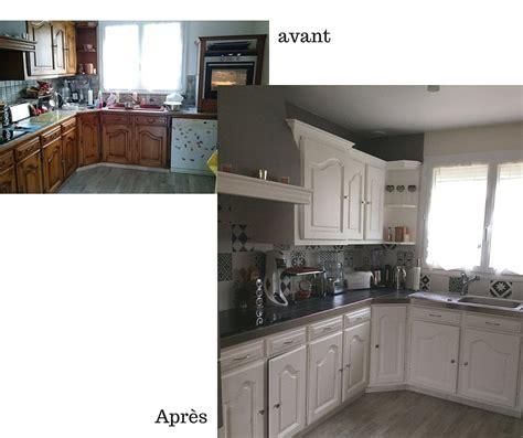 cuisine relookee avant apres cuisine relookee avant apres 28 images relooking cuisine avant apres id 233 es de d 233