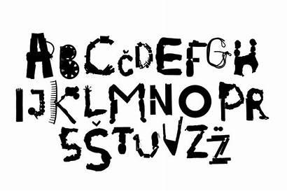 Font Cleanest Fontplanet Slovenia Trash Found Nature