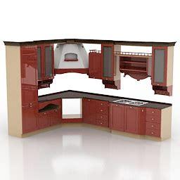 3d design kitchen kitchen furniture 3d models kitchen vama cucine 1083