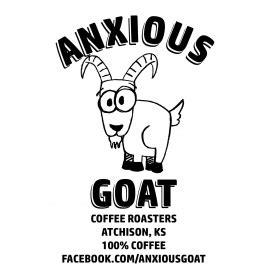 These sweaters are hot off the press and available online only! Anxious Goat Coffee Roasters - Restaurant - Leavenworth - Atchison