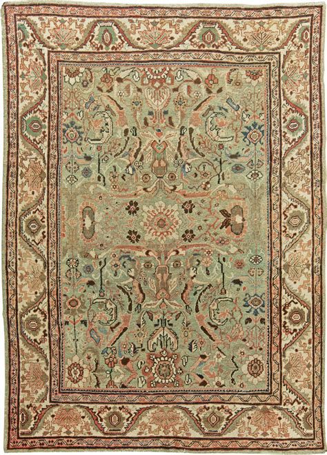 vintage rugs for antique sultanabad rug bb6055 by doris leslie blau