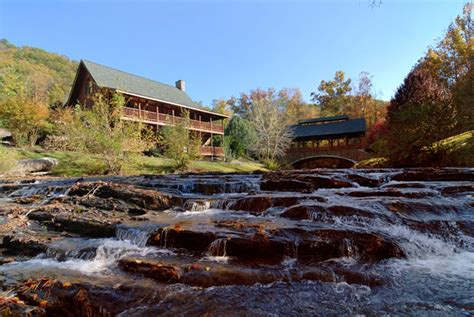 pigeon forge river cabin rentals chalets