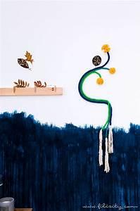 Frühjahrsdeko Selber Machen : diy wanddeko im fiber rainbow stil selber machen diy blog aus dem rheinland ~ Fotosdekora.club Haus und Dekorationen